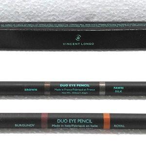 Vincent Longo Duo Eye Pencil 2 pc set